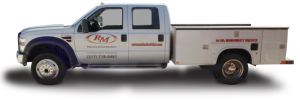 R&M Electric Service Truck