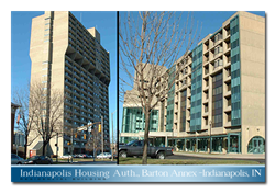 Barton Annex Apartment Towers